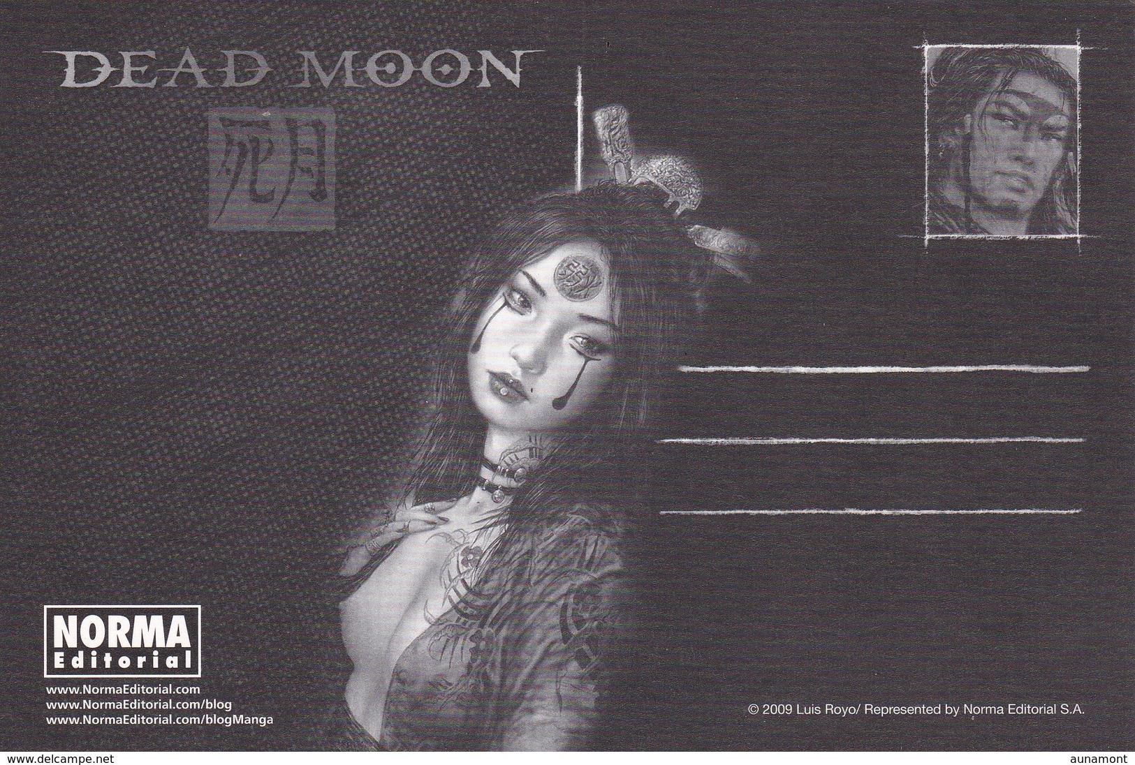 "España-Dead Moon  ""Luis Royo"" - Cómics"