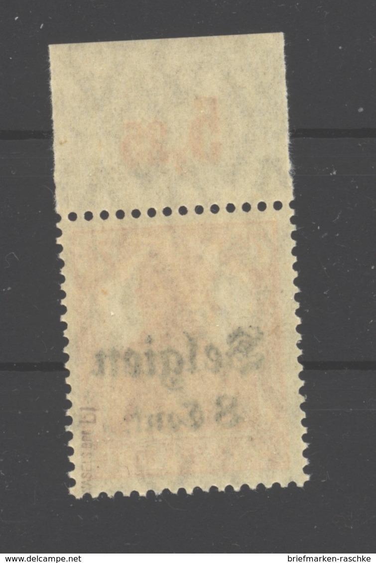 Belgien,13bI,OR P,xx,gep. - Besetzungen 1914-18