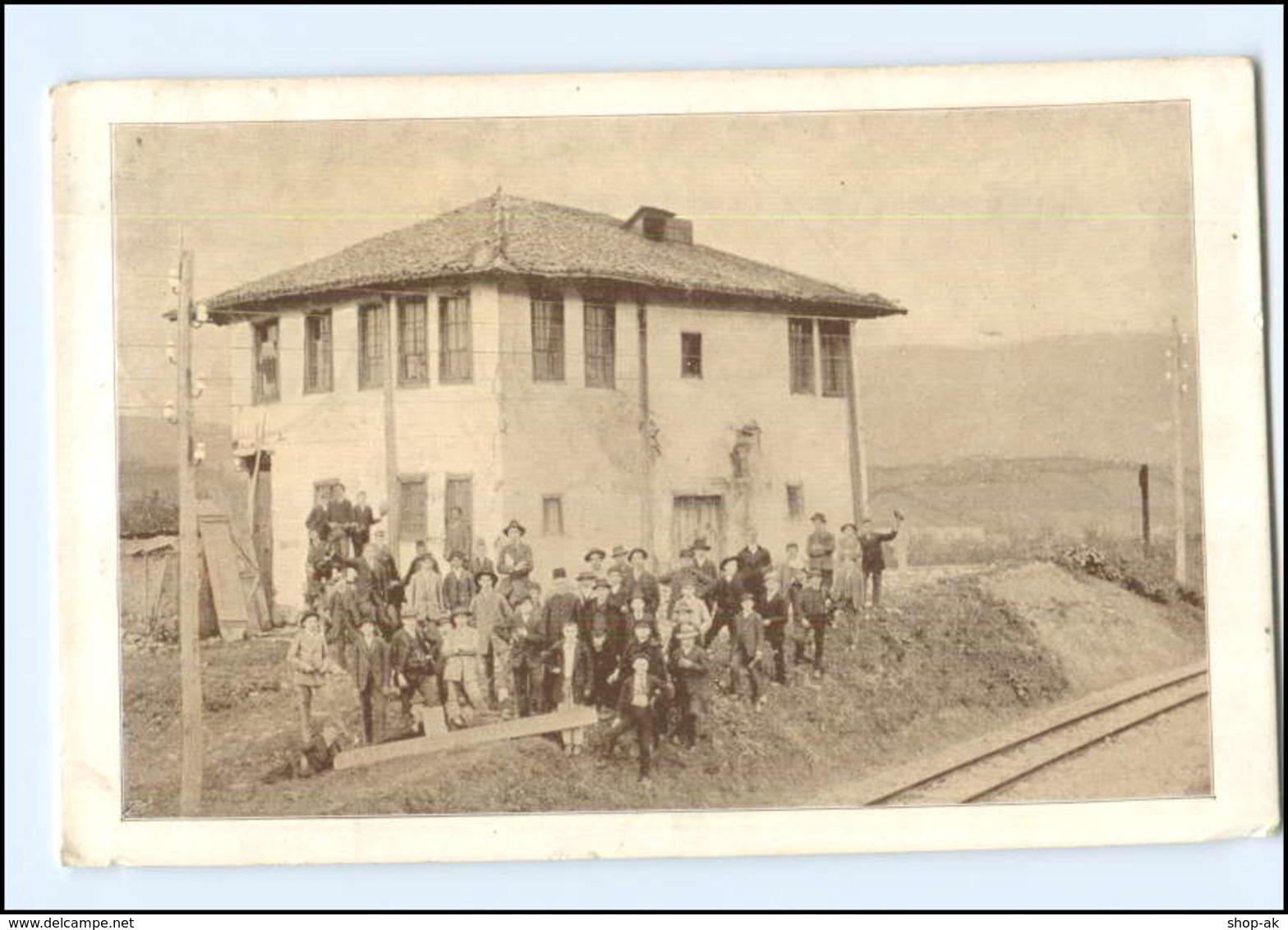 U4817/ Puntigam Bei Graz Türkisches Haus  Jugendheim Sarajevo AK 1927 - Bosnien-Herzegowina