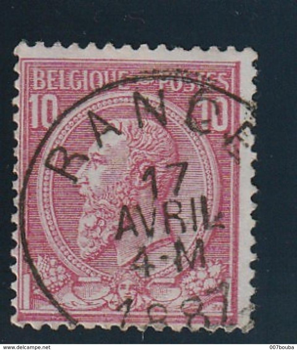 COB N° 46 Oblitération RANCE - 1884-1891 Léopold II
