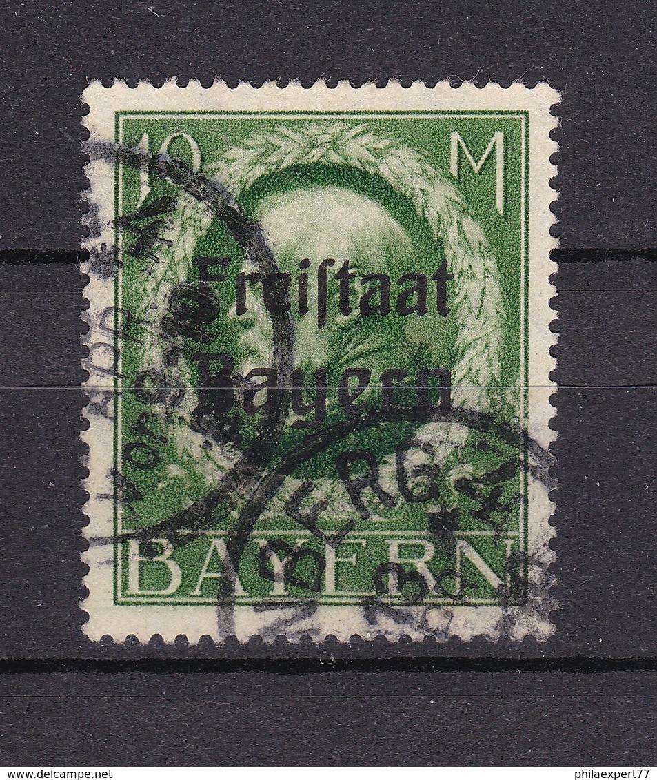 Bayern - 1919 - Michel Nr. 169 A - Gest. - 45 Euro - Bavaria