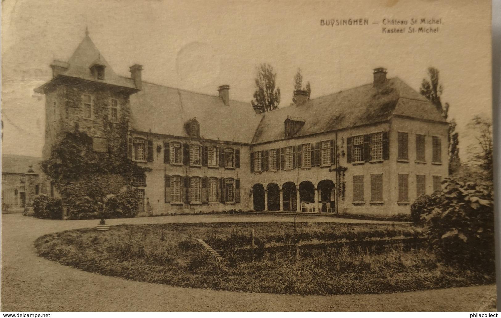 Buizingen - Buysinghen // Chateau - Kasteel St. Michel 19?? - België