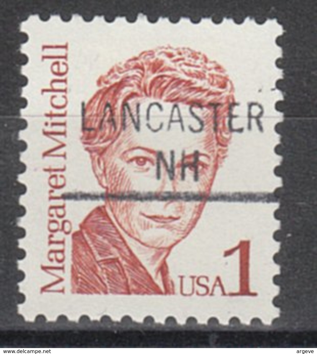 USA Precancel Vorausentwertung Preo, Locals New Hampshire, Lancaster 841 - Vereinigte Staaten