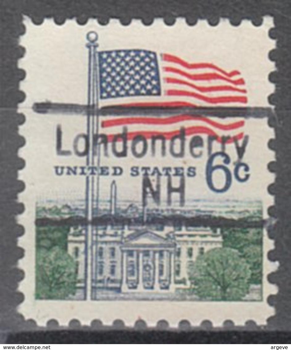USA Precancel Vorausentwertung Preo, Locals New Hampshire, Londonderry 843 - Vorausentwertungen