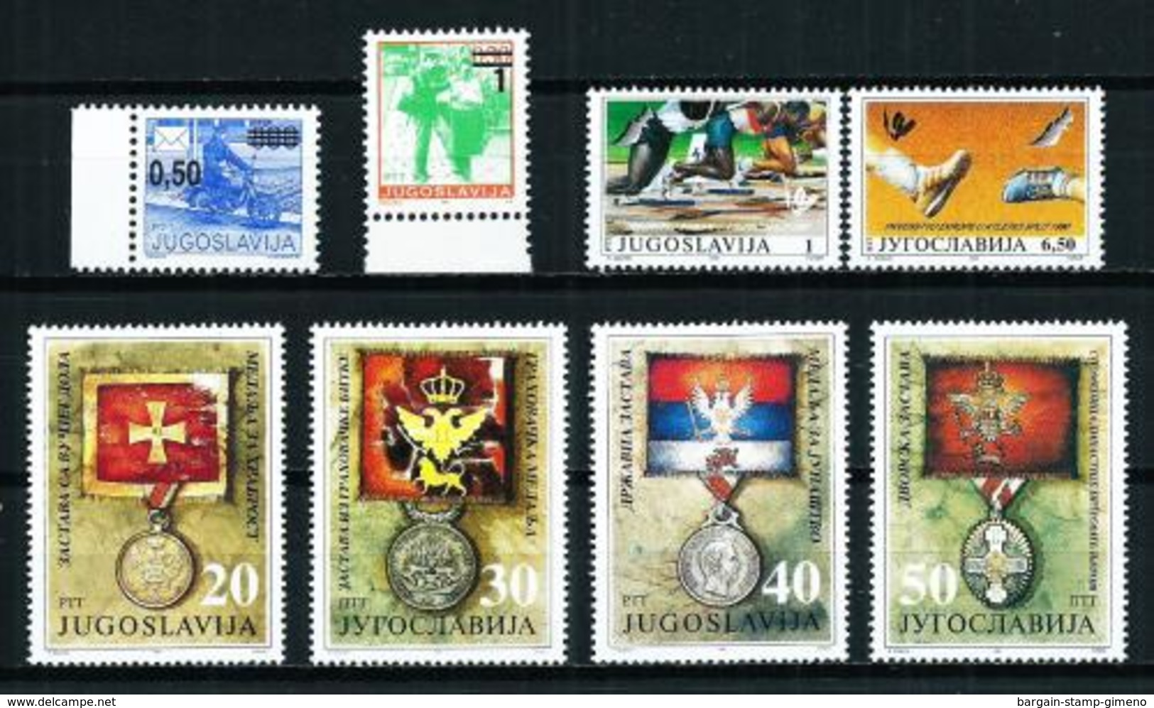 Yugoslavia LOTE (4 Series) Nuevo** - Collections, Lots & Séries