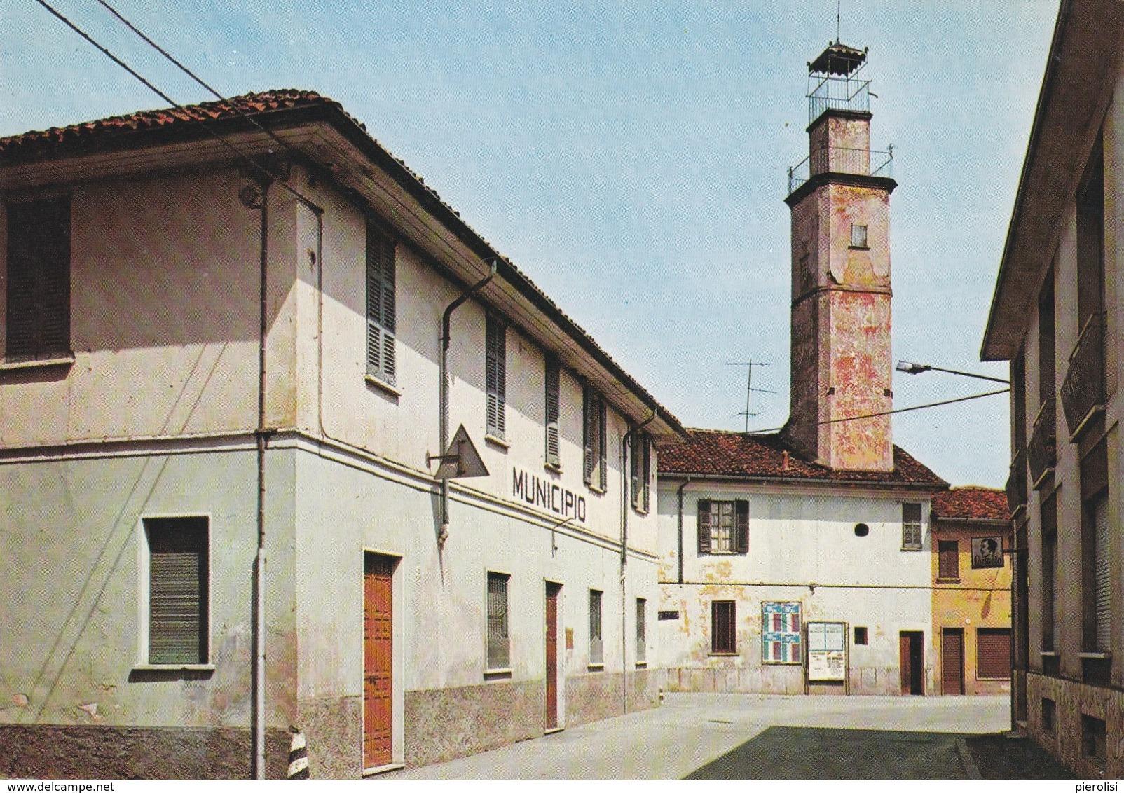 DAIRAGO (MI) - Municipio E Torre Dei Lampugnani - Milano
