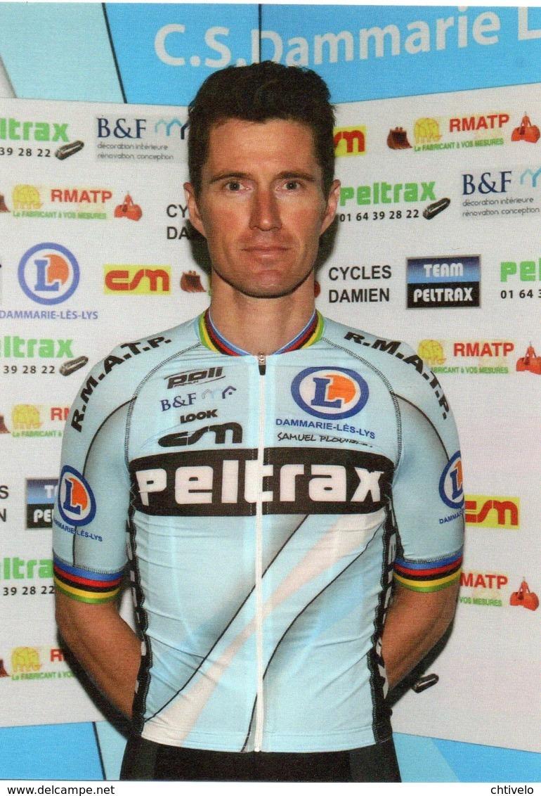 Cyclisme, Samuel Plouhinec, 2017 - Cyclisme