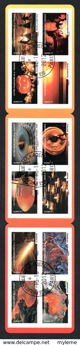 B363-29 Bloc Ou Carnet ** + Oblitération Philatélique Du Mois En Cours De L'année D'émission N° BC751 Qualité Luxe!!! - Sheetlets