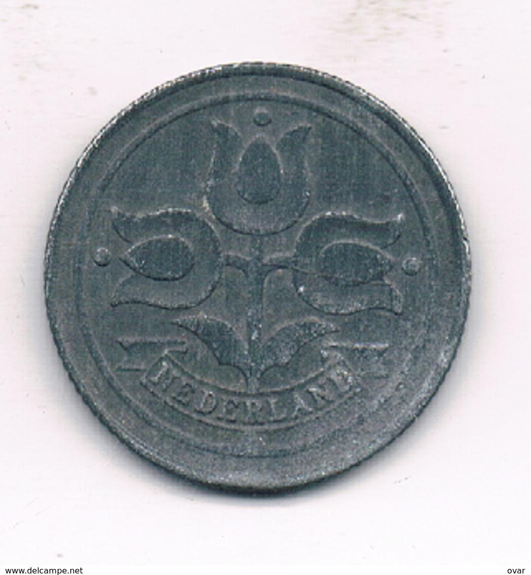 10 CENTS 1942 NEDERLAND /918/ - [ 3] 1815-…: Königreich Der Niederlande