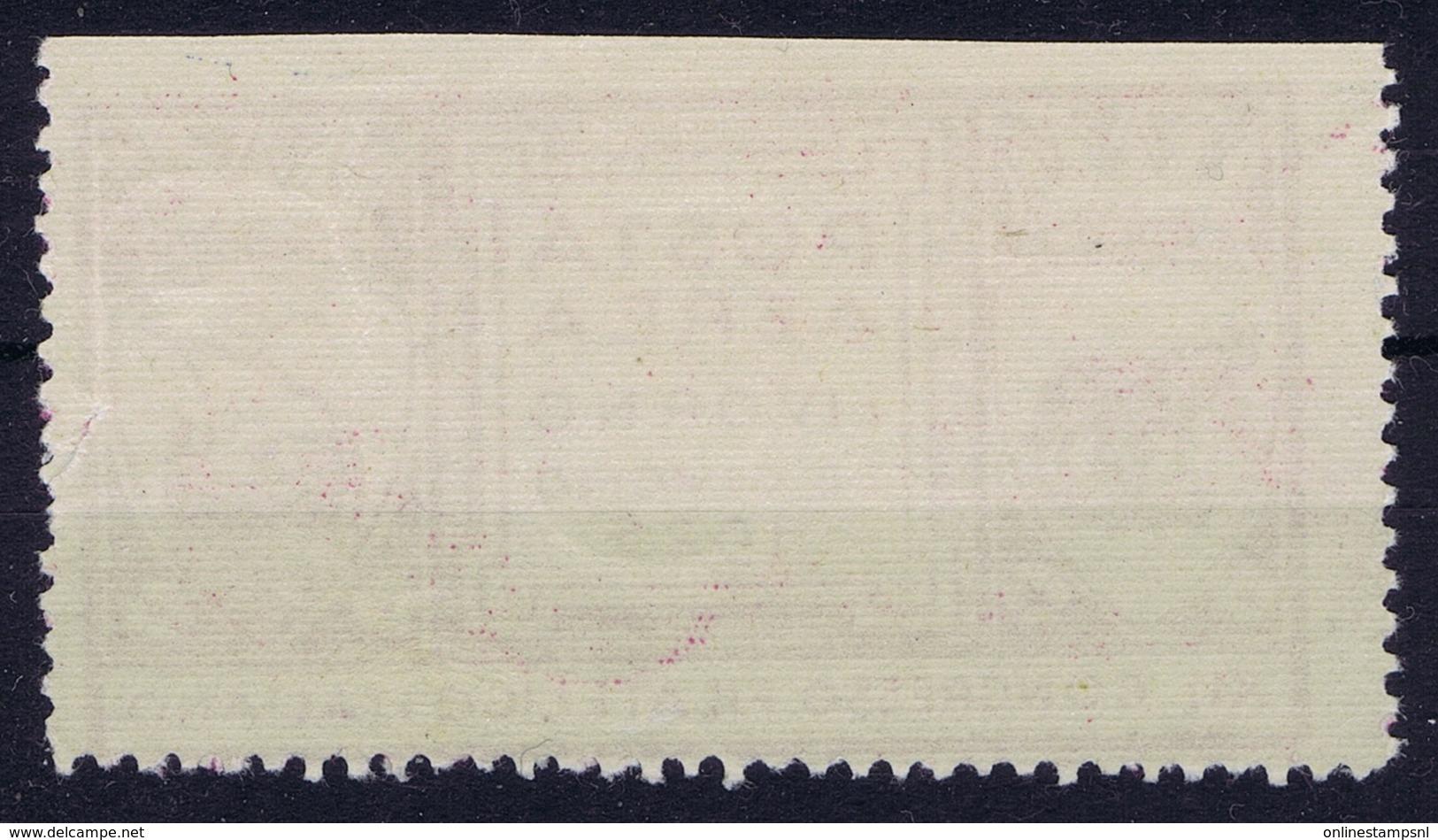 ITALY POSTA AEREA LIVORNO 1925  XII CONGRESSO FILATELICIO ITALIANO - Luchtpost