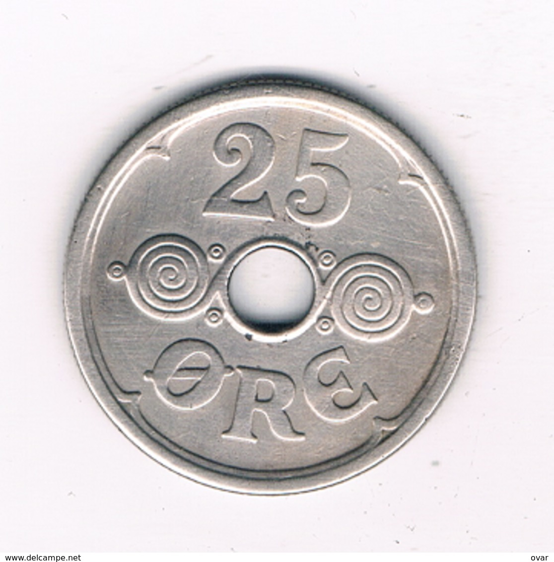 25 ORE 1929 DENEMARKEN /921/ - Dänemark