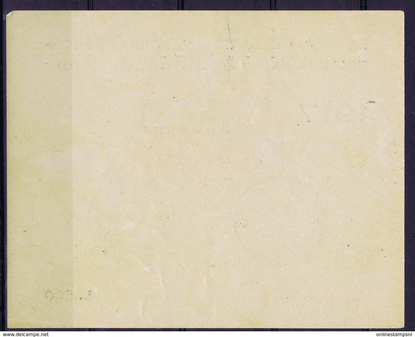 ITALY XXX  ANNIVERSARIO DEL PRIMO FRANCOBOLLO DI POSTA AEREA NEL MONDO 1917-1947   TORINO 1947 - 1900-44 Victor Emmanuel III