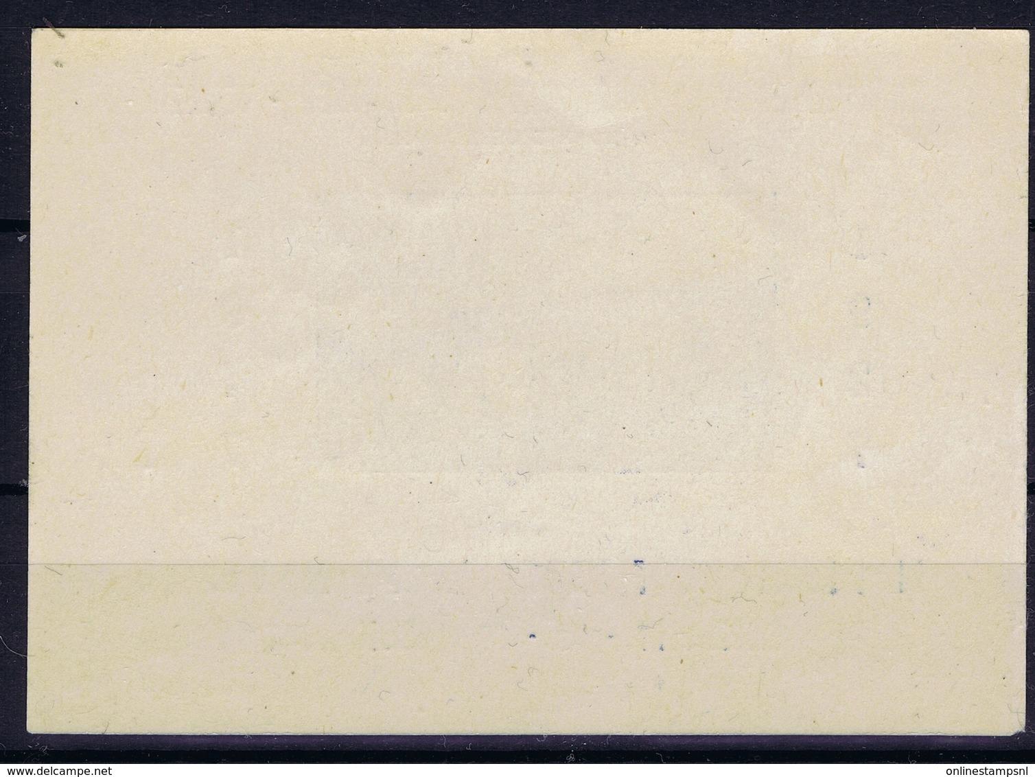 ITALY XX  ANNIVERSARIO DELLACOPPA SCHNIEDER - VENEZIA  1947 - 1900-44 Victor Emmanuel III