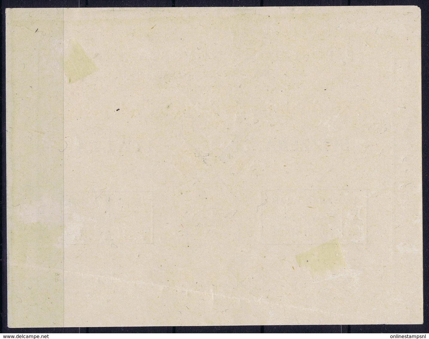 ITALY ESPOSIZIONE DI POSTA AEREA STRESA 1947  XXII ANNIVERSARIO DEI PRIMA VOLI POSTALI SVIZZERA ITALIA - 1900-44 Victor Emmanuel III