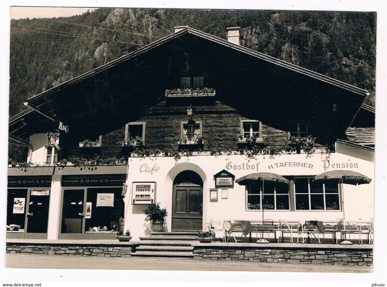 A-4204   HUBEN : Cafe-Gasthof-Pension H. Tafener - Matrei In Osttirol