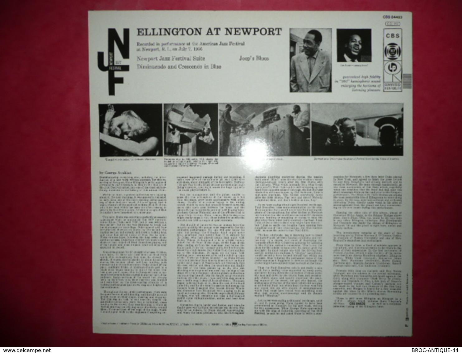 LP N°2110 - DUKE ELLINGTON - 84403 - Jazz