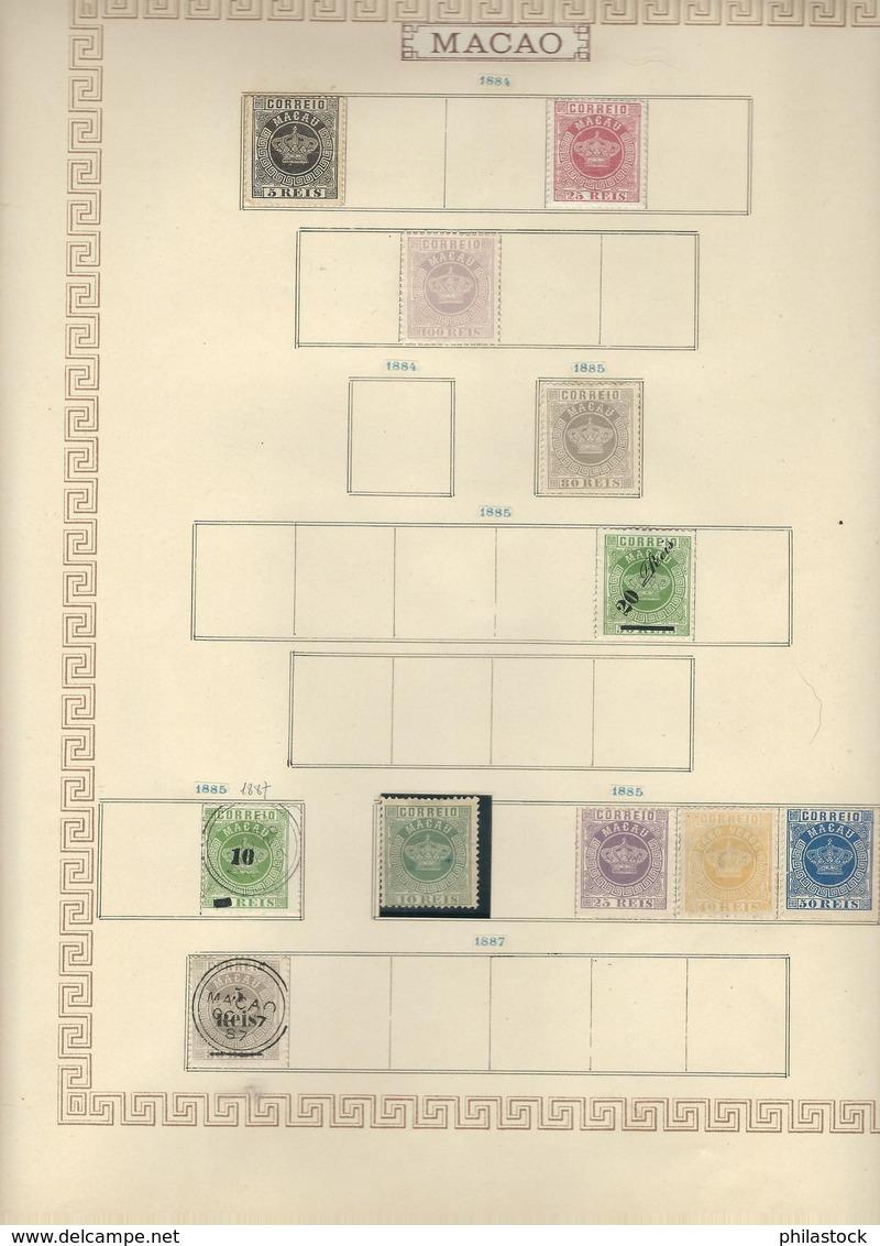 PORTUGAL & Colonies Portugaises Neufs & Obl. En Collection B/TB/TTB  Bonne Cote - Portugal