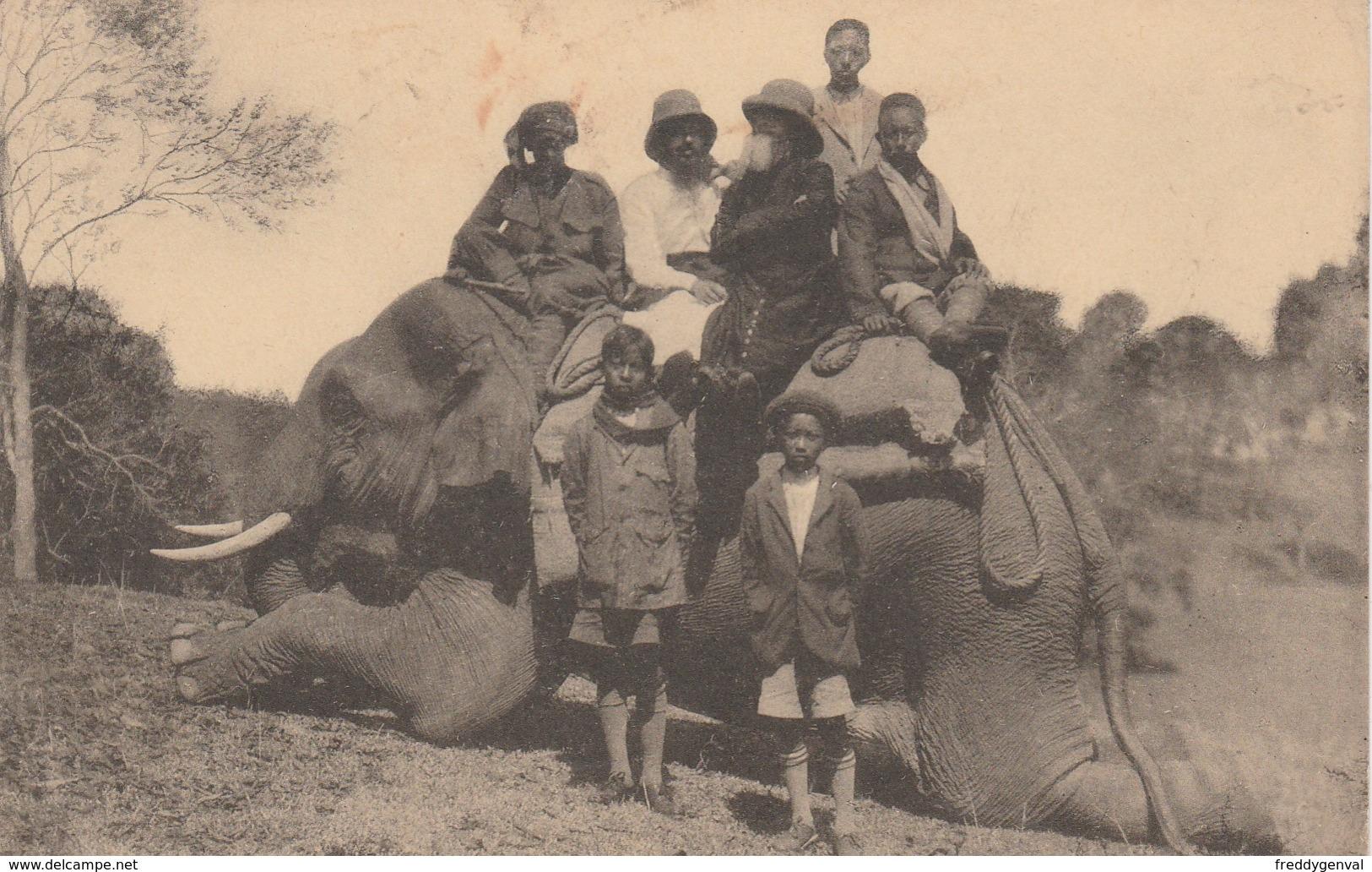 CONGO BELGE ASSAM - Belgisch-Kongo - Sonstige
