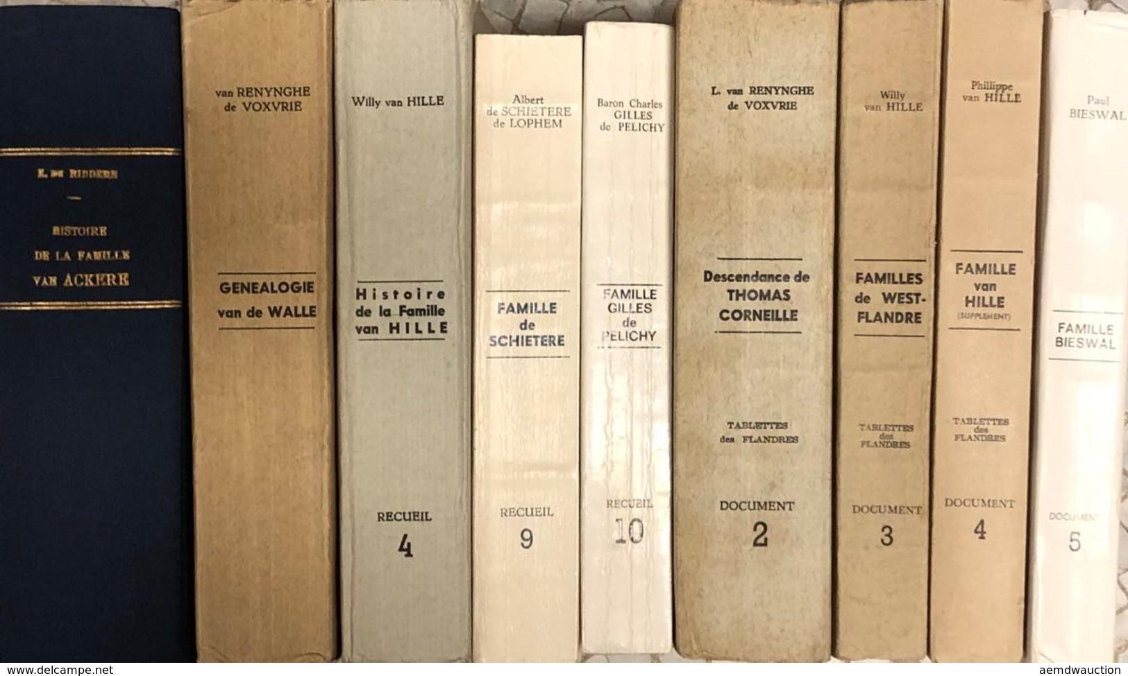 TABLETTES DES FLANDRES. 4 Volumes De La Série «Recueil» - Libri, Riviste, Fumetti