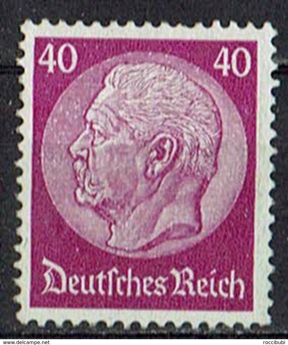 DR 1933 // Mi. 491 ** - Germany