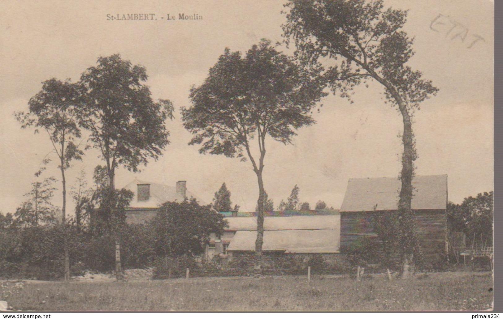 SAINT LAMBERT - LE MOULIN - France