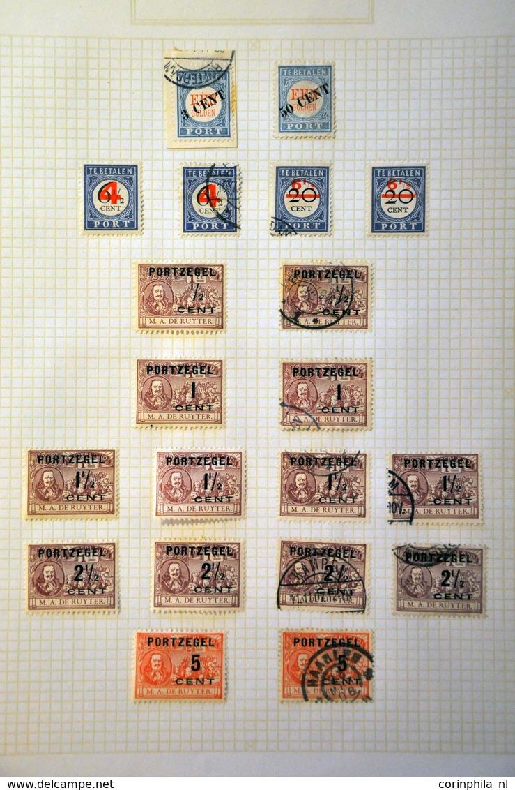 Netherlands - Stamps