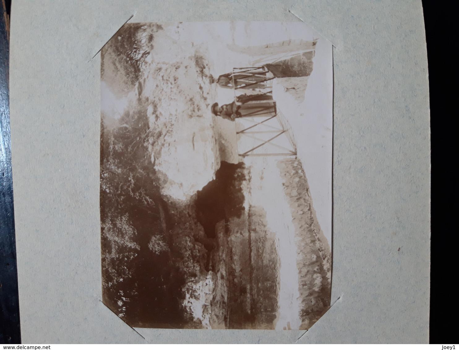 Album Photo Royan Début 20 ème Siècle,50 Photos - Albums & Collections