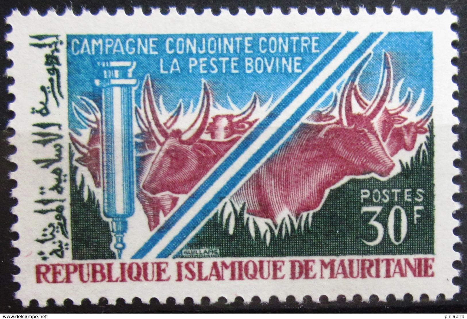 MAURITANIE                      N° 239                       NEUF** - Mauritanie (1960-...)