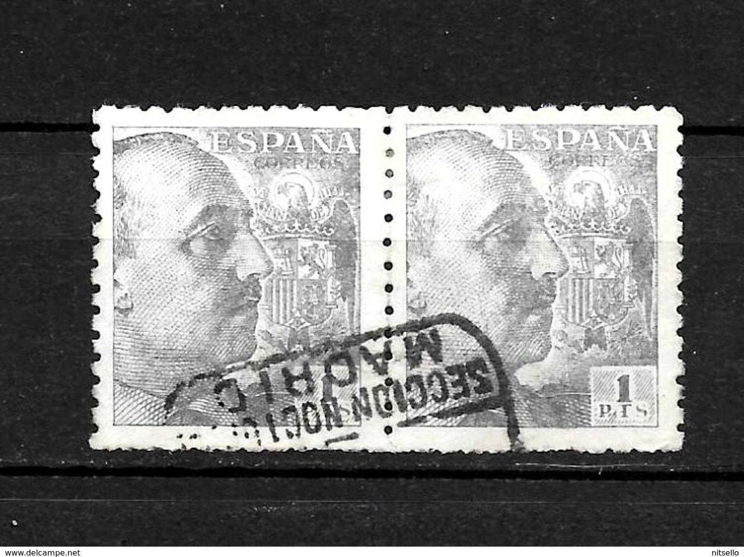 LOTE 1995 ///  (CS015)  ESPAÑA EDIFIL Nº: 931 CERTIFICADO   ¡¡¡ OFERTA - LIQUIDATION !!! JE LIQUIDE !!! - 1931-50 Gebraucht