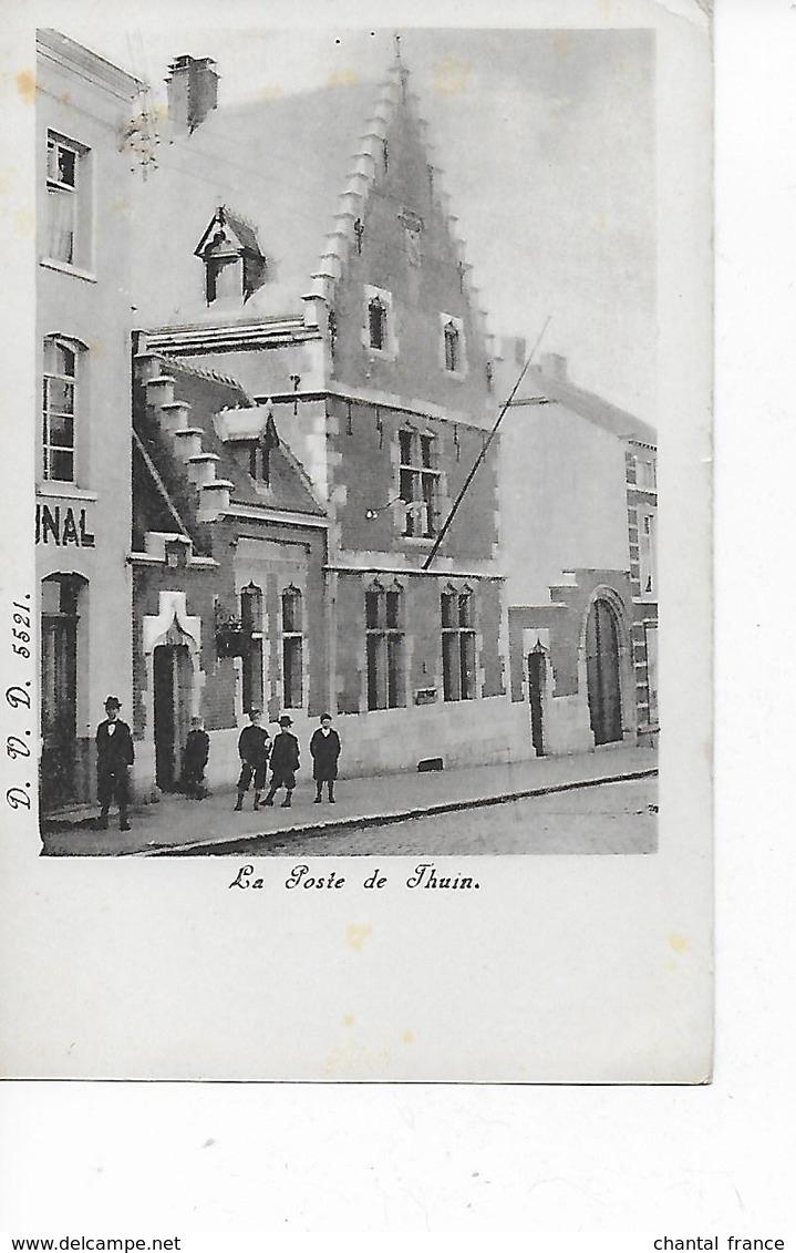 1 Cpa D'avant 1905 : Thuin : La Poste - Thuin