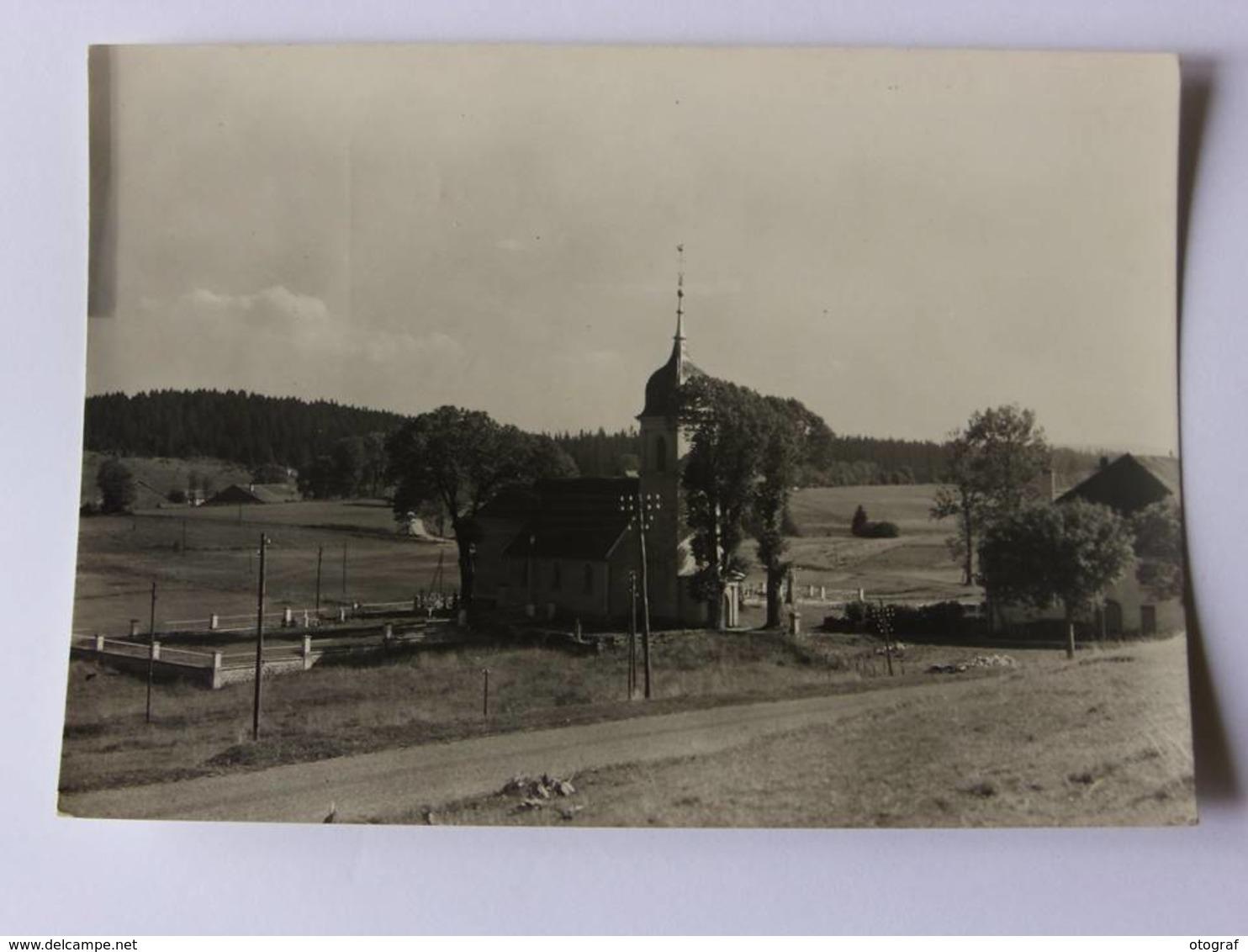 CPSM - MALPAS - L 'Eglise - France