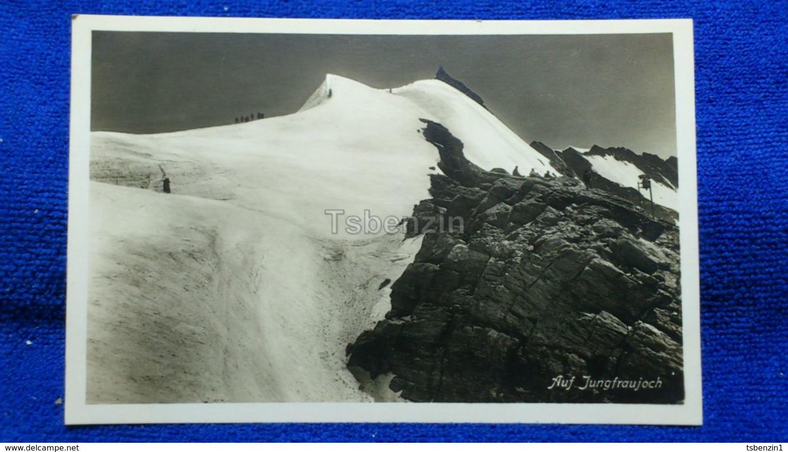 Auf Jungfraujoch Switzerland - BE Berne