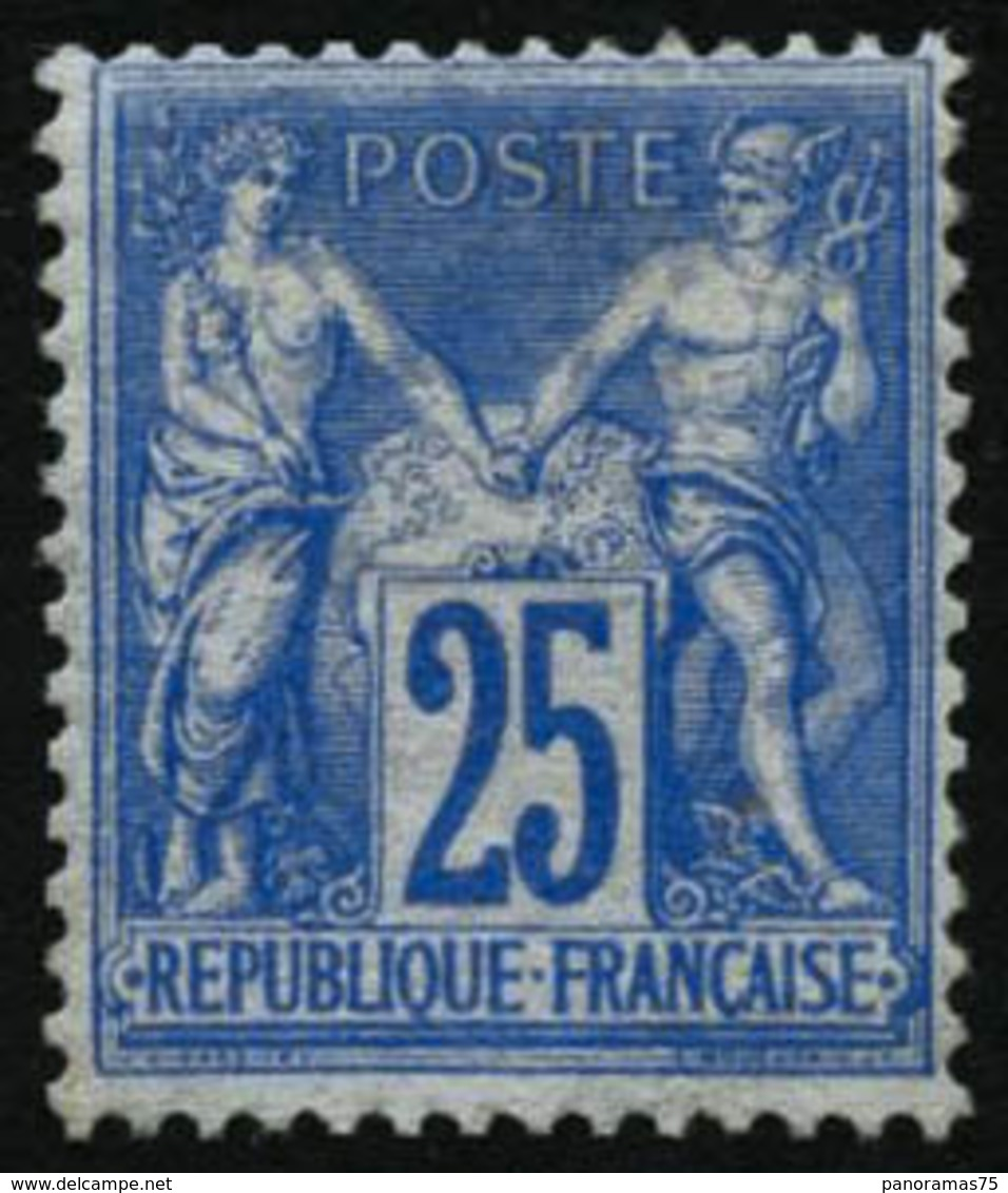 ** N°78 25c Outremer - TB - 1876-1898 Sage (Type II)