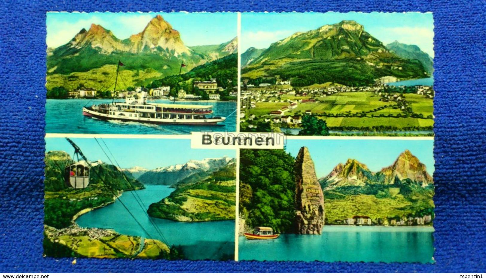 Brunnen Switzerland - Svizzera