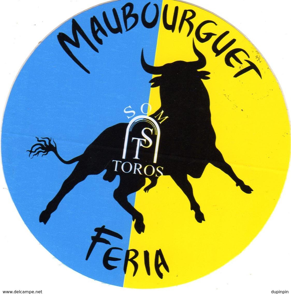 MAUBOURGUET - FERIA - Adesivi