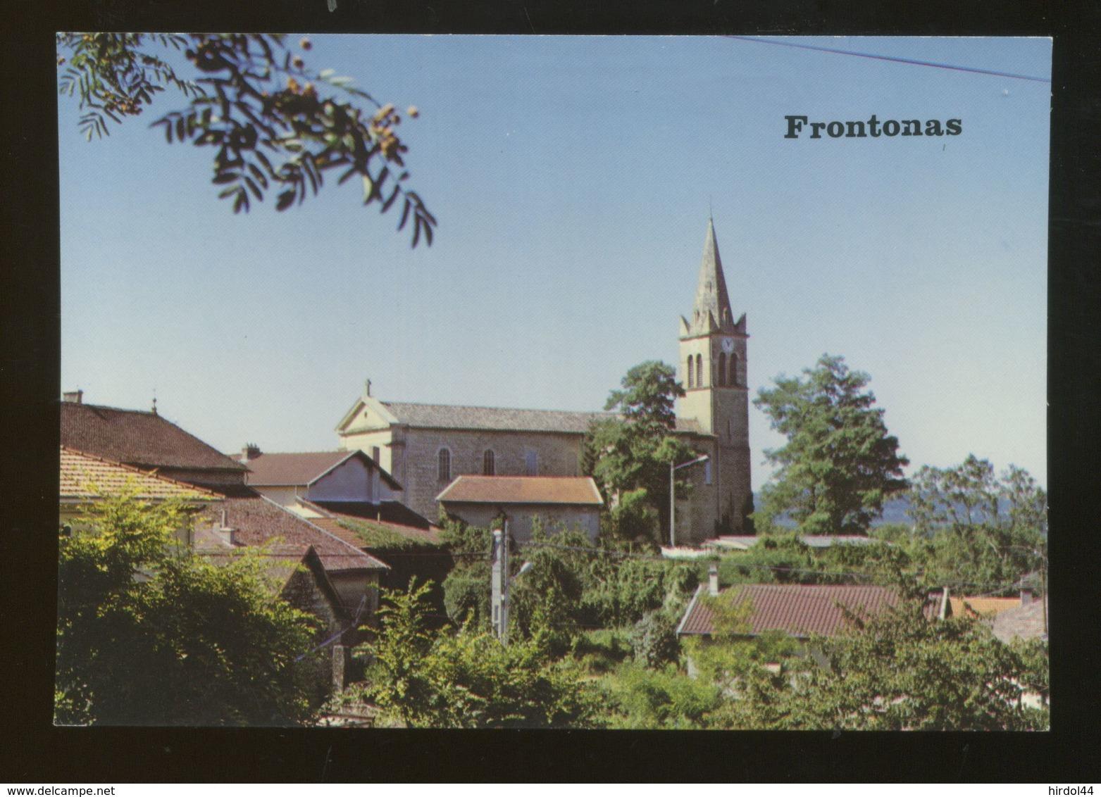 Frontonas (38) : - France