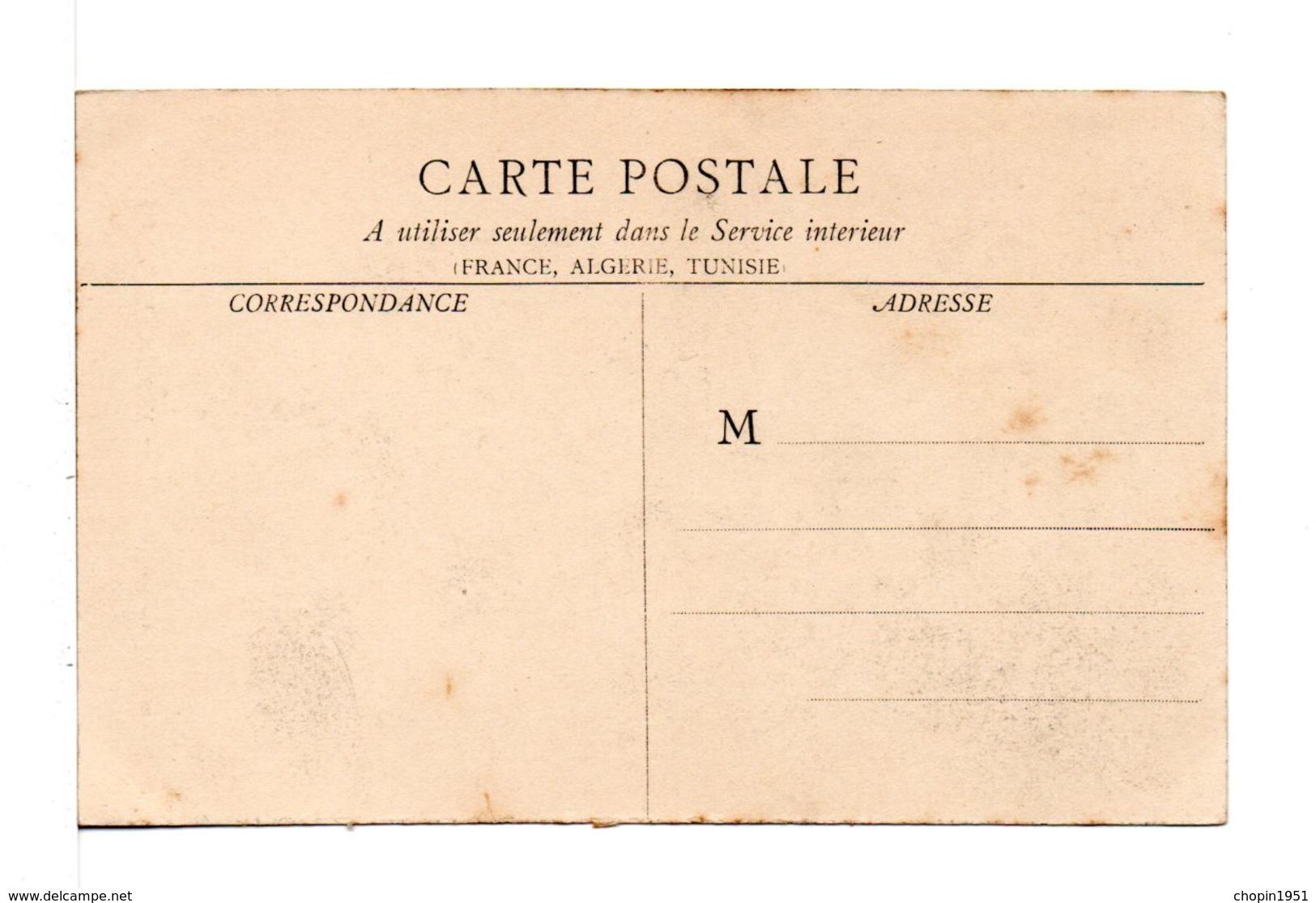 CPA - LES ÉCHARMEAUX - Unclassified