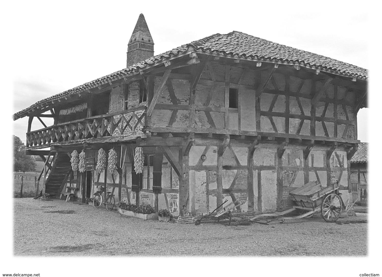 SAINT-TRIVIER-DE-COURTES - Ferme-musée - France