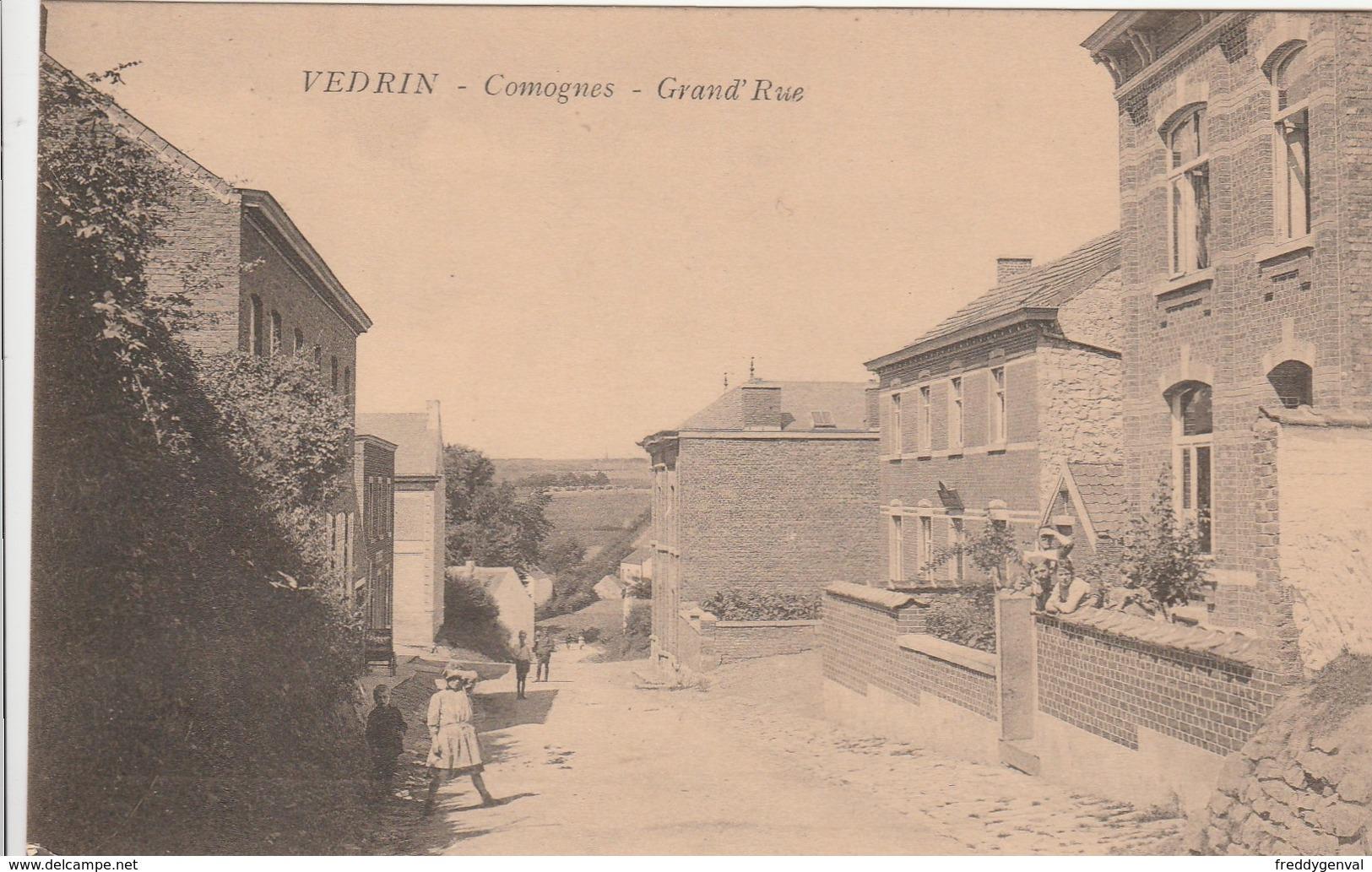 VEDRIN COMOGNES GRAND RUE - Namur