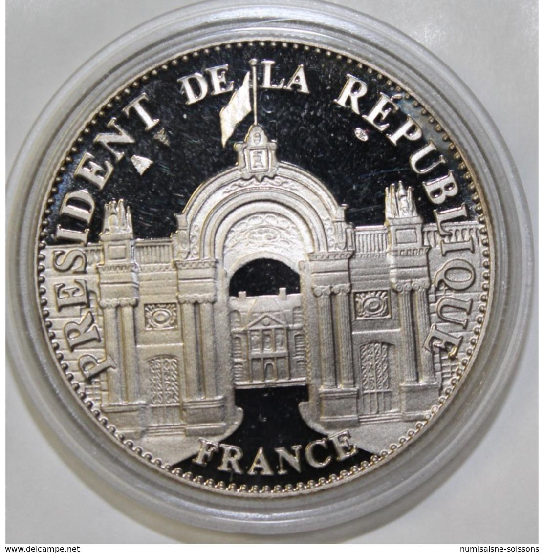 FRANCE - MÉDAILLE - PRÉSIDENT JULES GRÉVY - 1879 - 1887 - BE - France