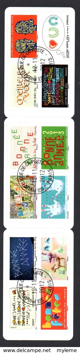 B387-30 France Bloc Ou Carnet ** N° BC763 Avec Belle Oblitération Philatélique. A Saisir !!! - Blocks & Kleinbögen