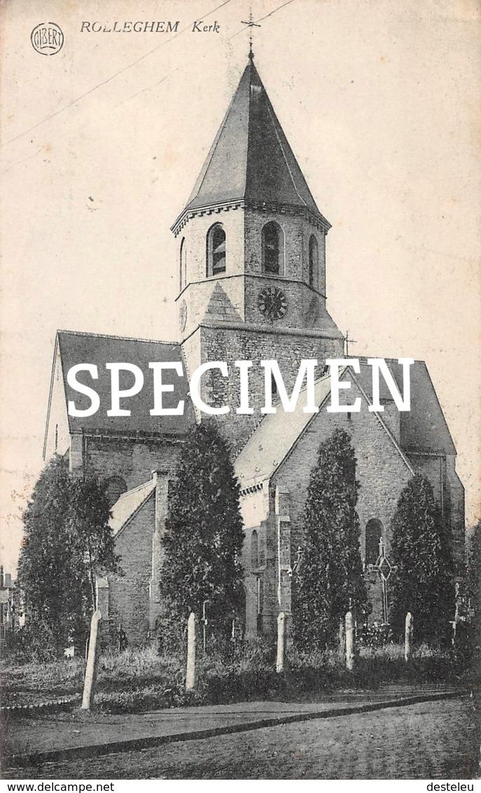Kerk - Rollegem - Kortrijk