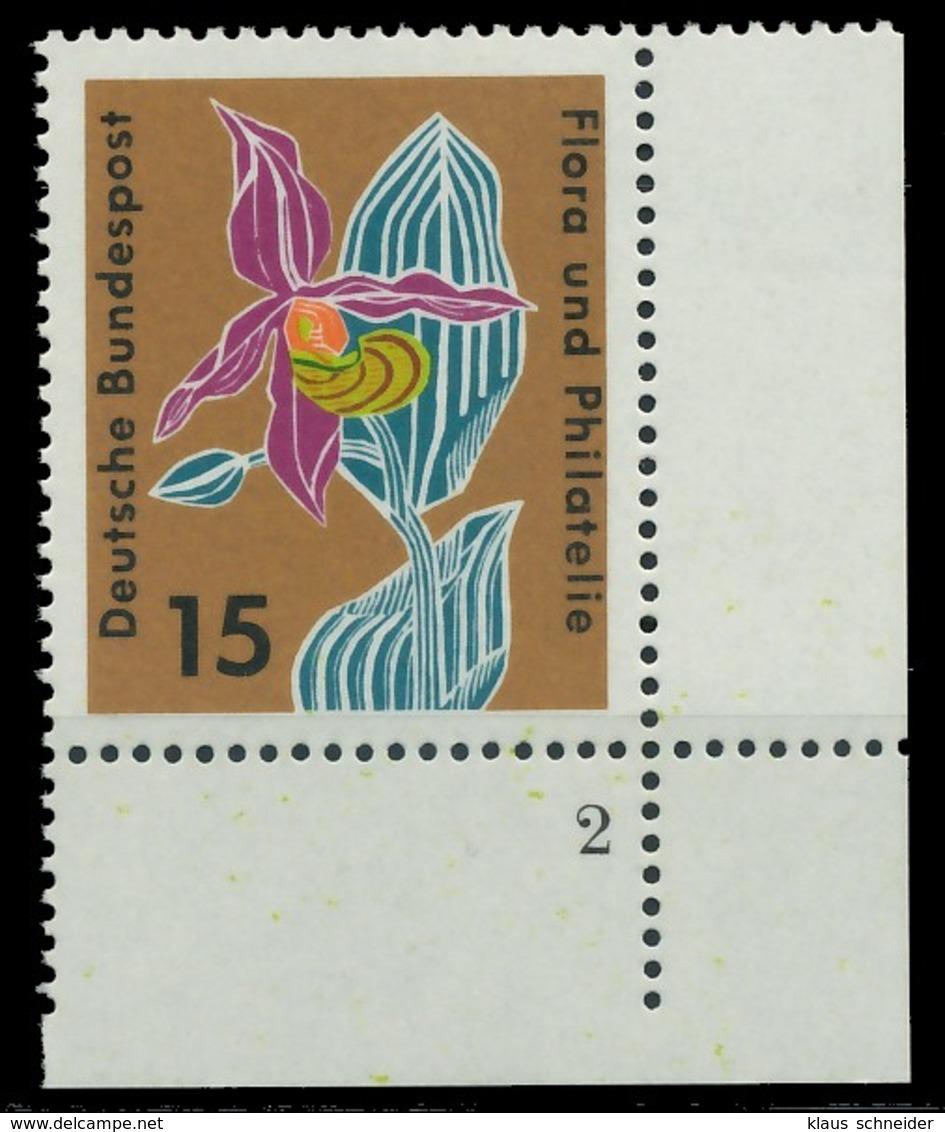 BRD 1963 Nr 393 Postfrisch FORMNUMMER 2 X7EAB46 - BRD