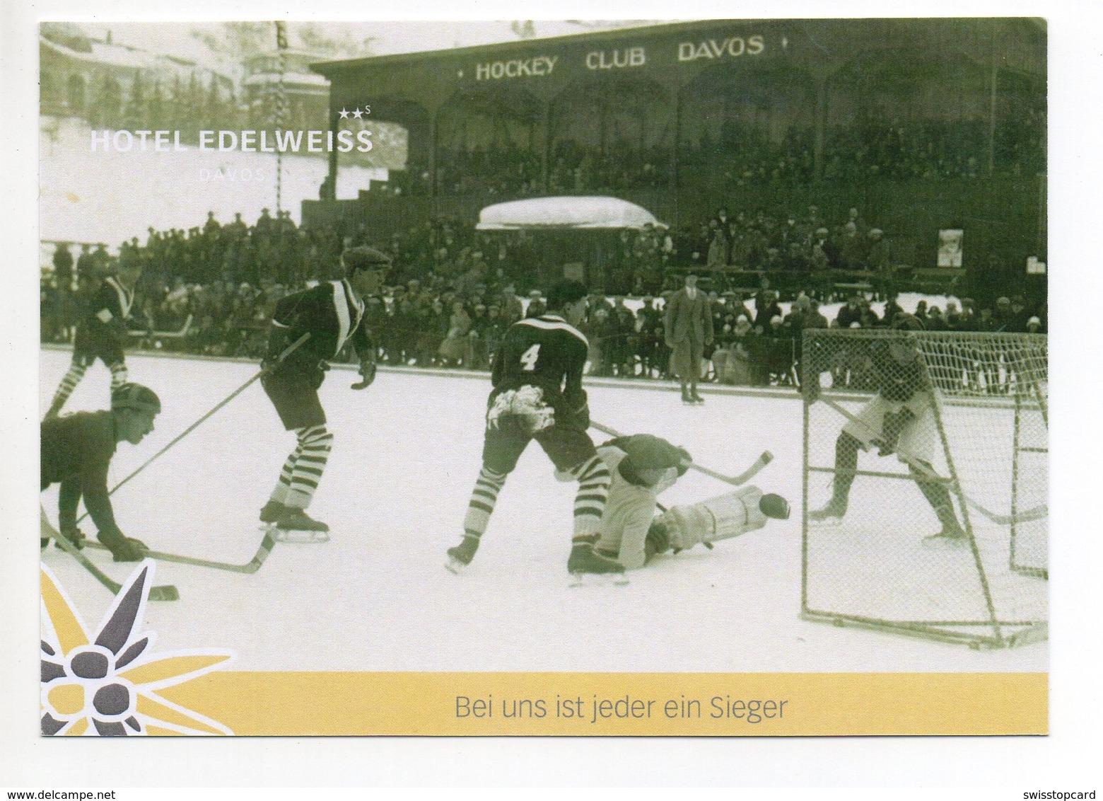 DAVOS Eis-Hockey Club - GR Grisons