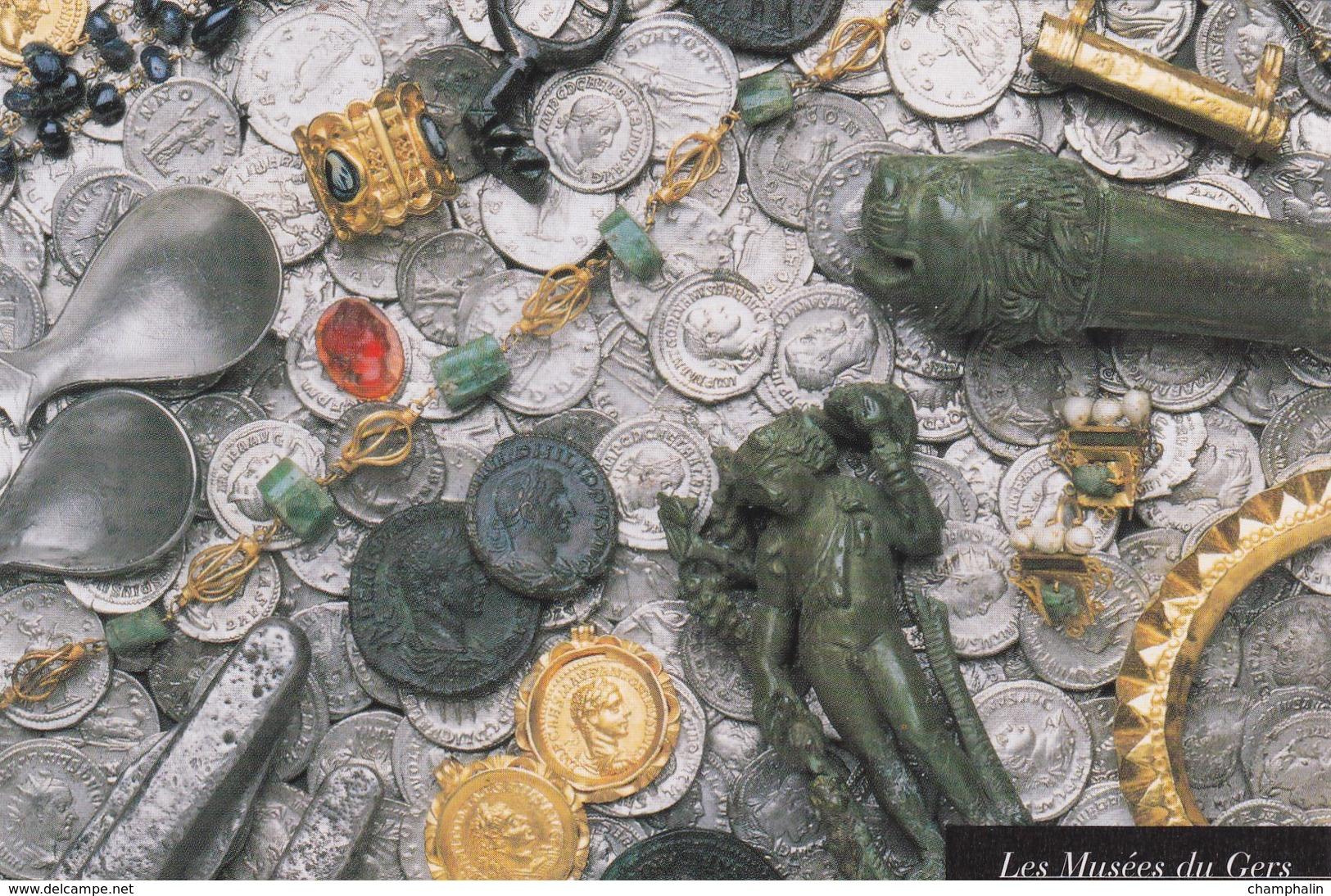Musée Archéologique - Le Trésor D'Eauze - Vue Générique - Archéologie - Antiquité - France