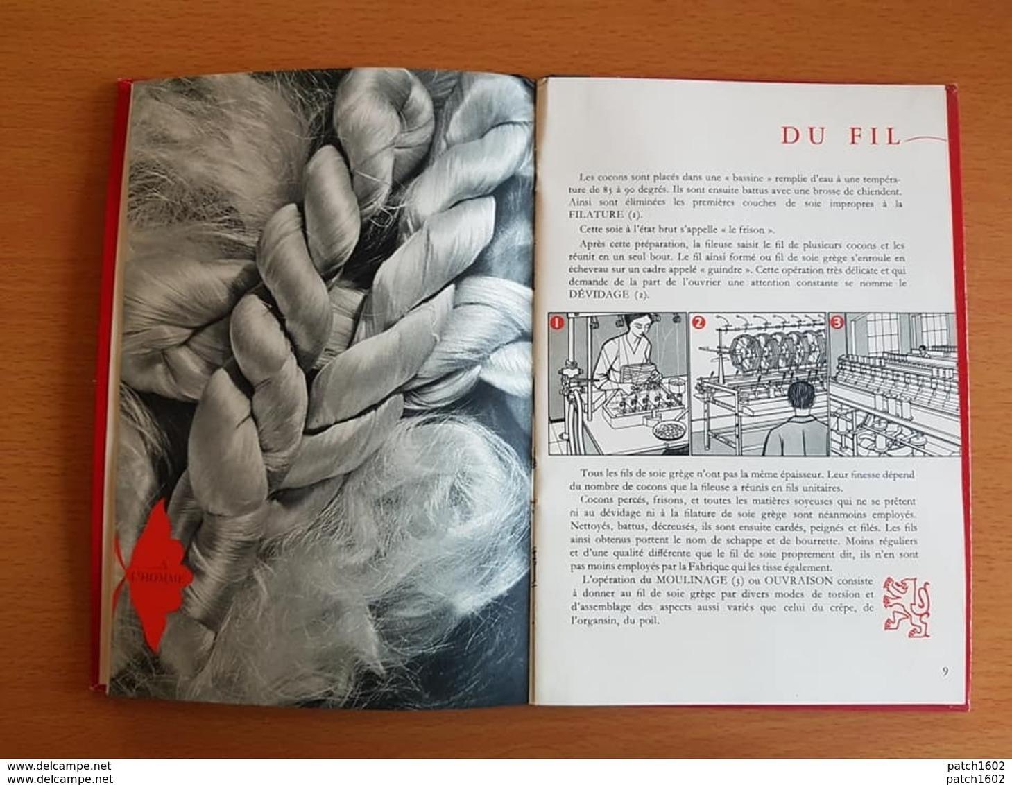 LA SOIE Une Merveilleuse Aventure 25 Pages - Autres