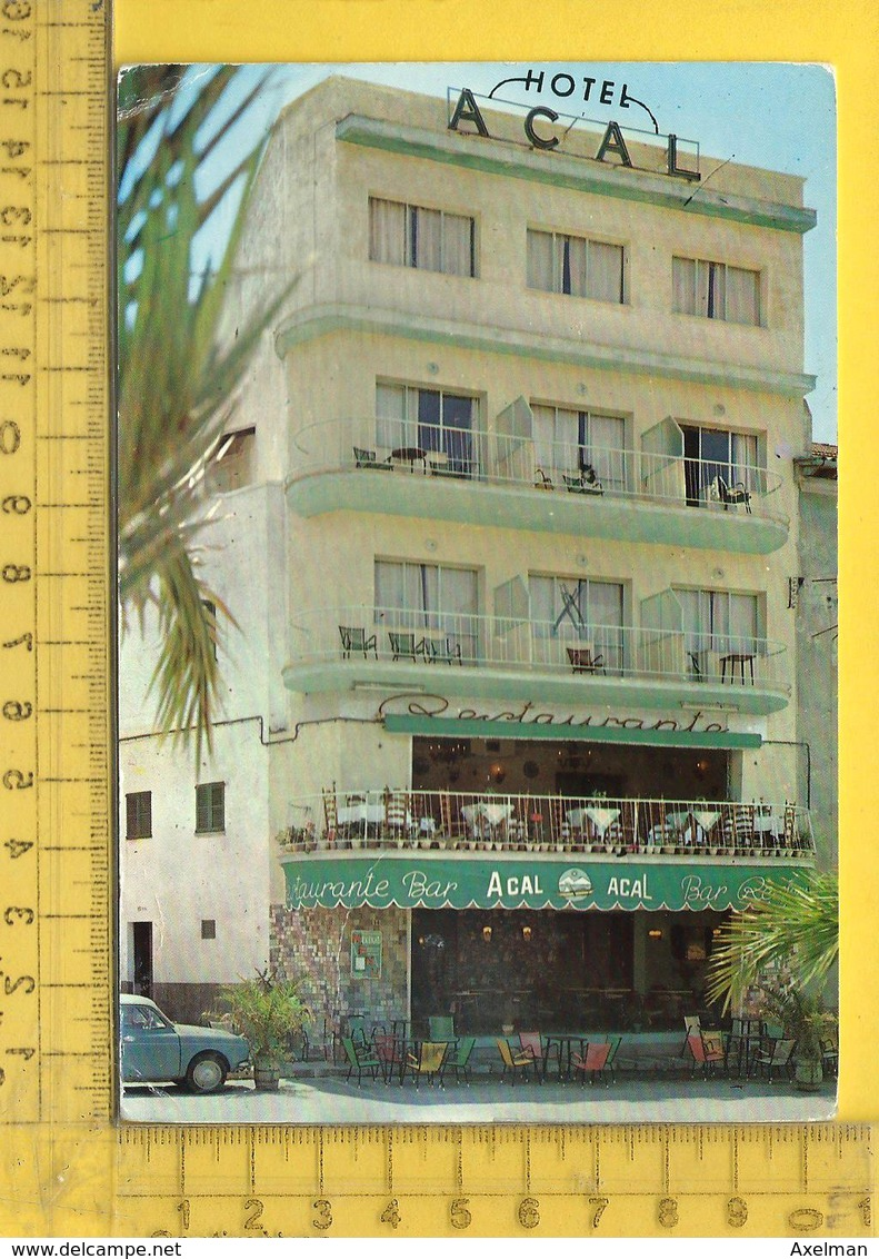CPM  ESPAGNE , ISLAS BALEARES, MALLORCA : Hotel Acal, Puerto De Andratx - Mallorca