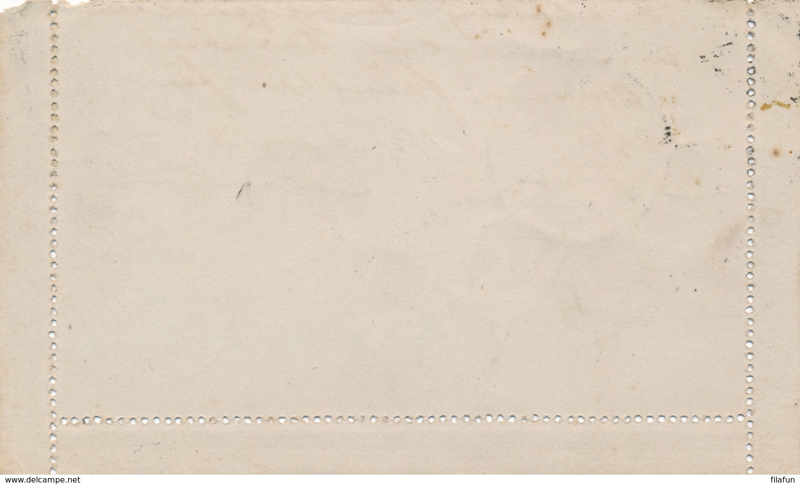 Nederland - 1896 -  5 Cent Hangend Haar, Postblad G6 + 7,5 Cent HH & 2 Cent Van KR Amsterdam/14 Naar Budapest / Hungary - Entiers Postaux