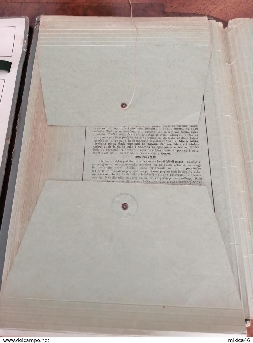 CROATIA, HRVATSKA - ZAGREB - NOVI HERBAR - ALEKSANDAR SEMNIC - 1933 - RARE - Bücher, Zeitschriften, Comics