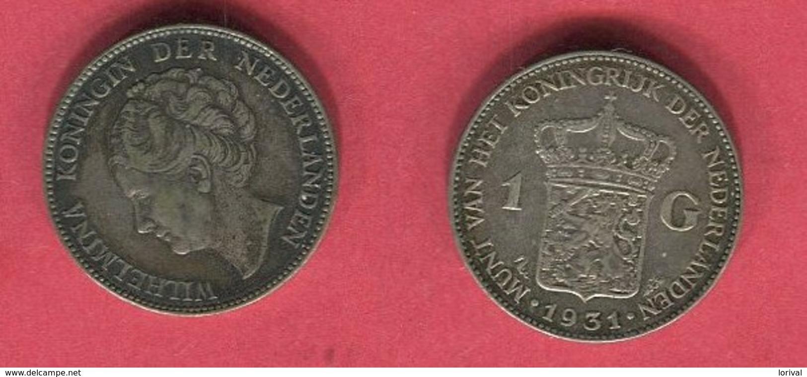 1 GULDEN    (km  161) TB+ 12 - [ 2] 1795-1814 : Protectorat Français & Napoléonien